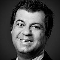 Ebrahim Busheri - Director of Research